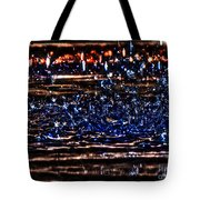 Hdr Water Dancer  Tote Bag
