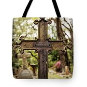 He Came To Believe Tote Bag