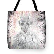 He Flame Tote Bag