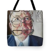 He Lost His Focus After Retirement Tote Bag