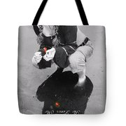 He Loves Me Not Tote Bag