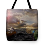 He Who Dared To Care Tote Bag