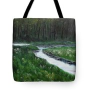 Head For The Forest Tote Bag
