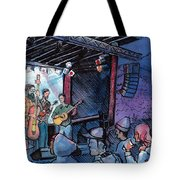 Head For The Hills At The Mish Tote Bag