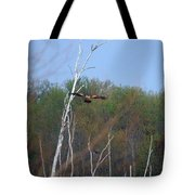 Head For The Tree Tote Bag