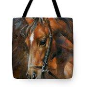 Head Horse Tote Bag