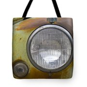 Head Light Tote Bag