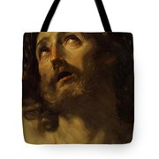 Head Of Christ Crowned With Thorns 1620 Tote Bag