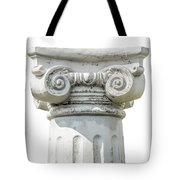 Head Of Column Tote Bag
