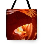 Head Of The Dog Portrait Tote Bag