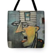 Head Of The House Tote Bag