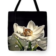 Head Over Heels For Narcissus Tote Bag
