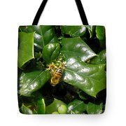 Head Over Heels In The Holly Tote Bag