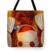 Head-over-heels Tote Bag