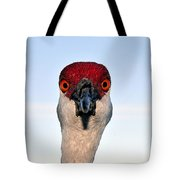 Head Shot Tote Bag