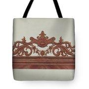 Headboard Tote Bag