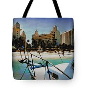 Headed For The Beach Tote Bag