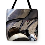 Headed For The Lz Tote Bag