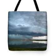 Headed Our Way Tote Bag