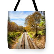 Headed West Tote Bag
