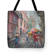 Heading Home In Havava Tote Bag