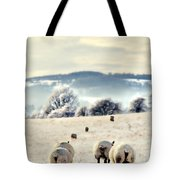 Heading Home Tote Bag by Meirion Matthias
