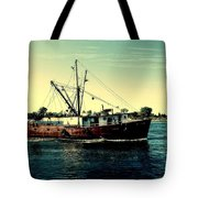 Heading Out - Jersey Shore Tote Bag