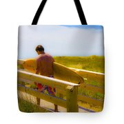 Heading Out Tote Bag