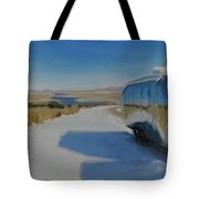 Heading South Out Of The Snow Tote Bag
