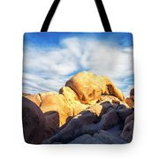 Heading To Arch Rock Tote Bag