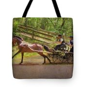 Heading To The Gulch Tote Bag