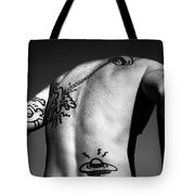 Headless 2 Tote Bag