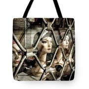 Heads' Prison Tote Bag