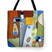 Headspin II Tote Bag