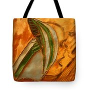 Headstrong - Tile Tote Bag