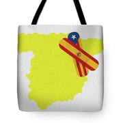 Heal Spain And Catalonia Tote Bag