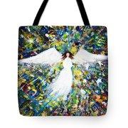 Healing Angel 1 Tote Bag