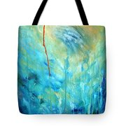 Healing II Tote Bag