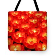 Healing Lights 2 Tote Bag