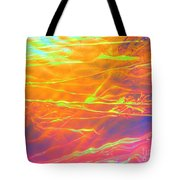 Healing Intervention Tote Bag