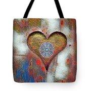 Healing The Heart Tote Bag