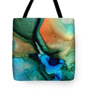 Healing Thoughts Tote Bag