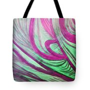 Healing Waves Tote Bag
