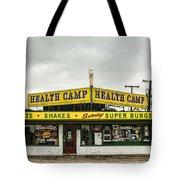 Health Camp Tote Bag