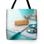 Health Insurance Plans Tote Bag