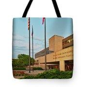 Health Sciences Medical Center Tote Bag