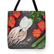 Healthy Diet Food Tote Bag