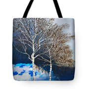 Healthy Trees Tote Bag