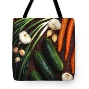 Healthy Vegetables Tote Bag