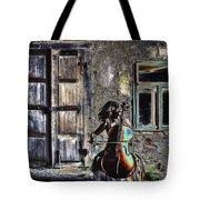 Hear The Cello Sing Tote Bag